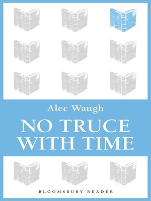 cover image of No Truce with Time