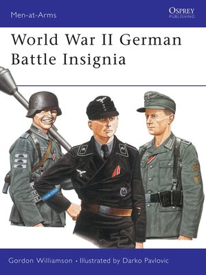 cover image of World War II German Battle Insignia