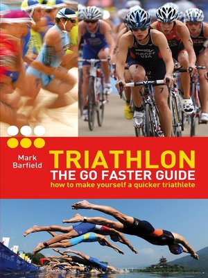 cover image of Triathlon--the Go Faster Guide
