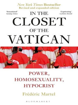 cover image of In the Closet of the Vatican