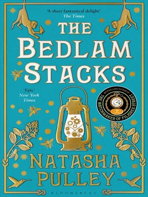 cover image of The Bedlam Stacks
