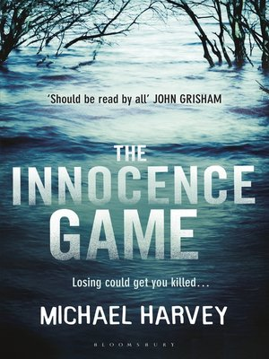 cover image of The Innocence Game
