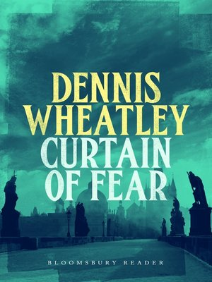 cover image of Curtain of Fear