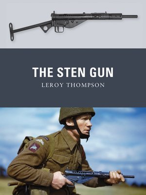 cover image of The Sten Gun