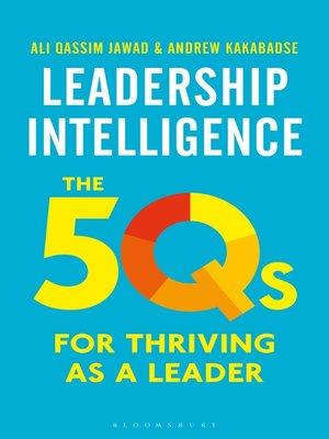 cover image of Leadership Intelligence