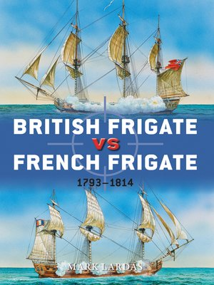 cover image of British Frigate vs French Frigate