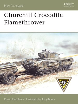 cover image of Churchill Crocodile Flamethrower