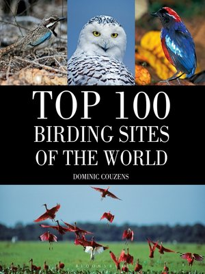 cover image of Top 100 Birding Sites of the World