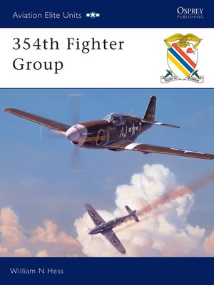 cover image of 354th Fighter Group