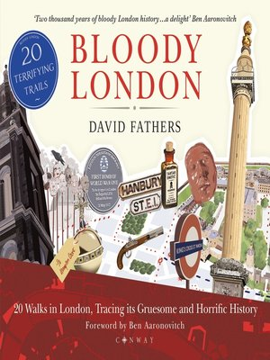cover image of Bloody London
