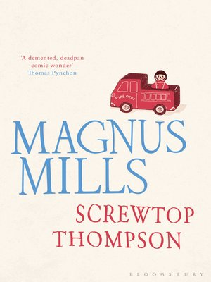 cover image of Screwtop Thompson