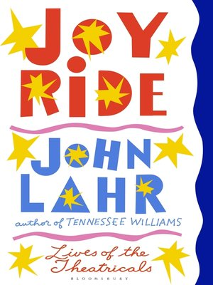 cover image of Joy Ride