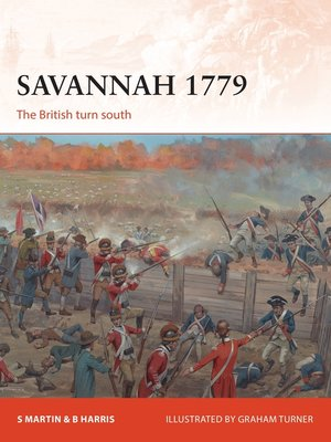 cover image of Savannah 1779