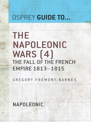 cover image of The Napoleonic Wars, Volume 4
