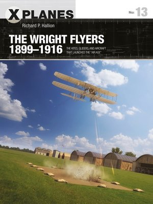 cover image of The Wright Flyers 1899–1916