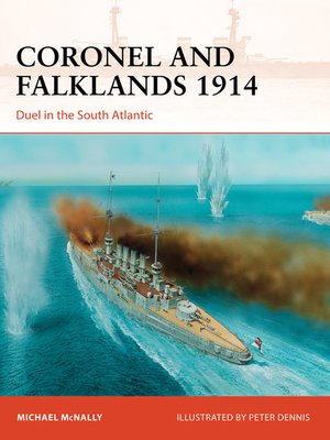 cover image of Coronel and Falklands 1914