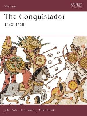 cover image of The Conquistador