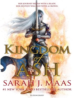 cover image of Kingdom of Ash