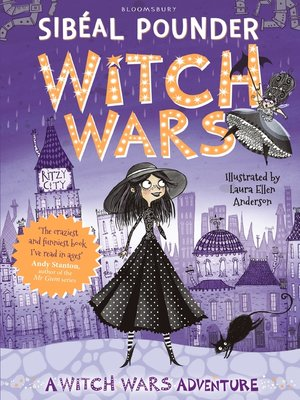 cover image of Witch Wars
