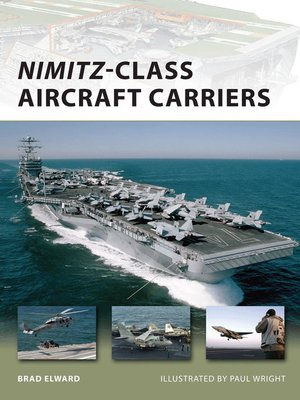 cover image of Nimitz-Class Aircraft Carriers