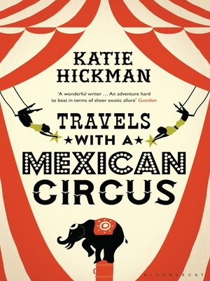 cover image of Travels with a Mexican Circus