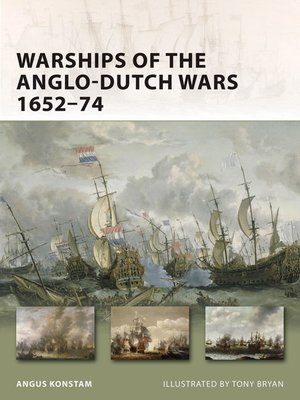 cover image of Warships of the Anglo-Dutch Wars 1652–74