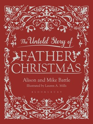cover image of The Untold Story of Father Christmas