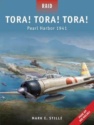 cover image of Tora! Tora! Tora!