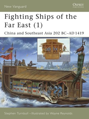 cover image of Fighting Ships of the Far East (1)