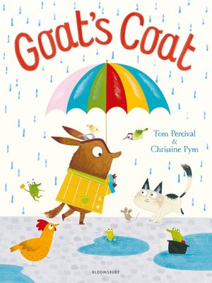 cover image of Goat's Coat