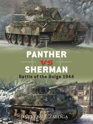 cover image of Panther vs Sherman