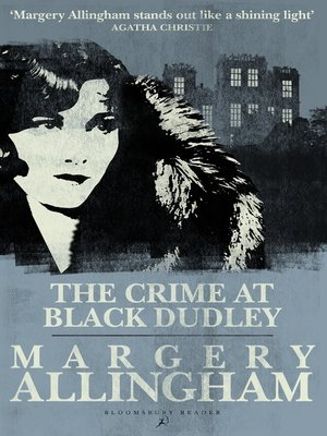 cover image of The Crime at Black Dudley