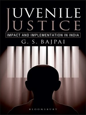 cover image of Juvenile Justice