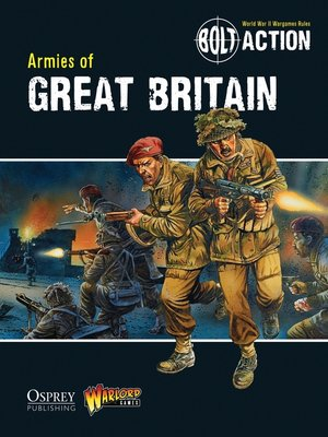 cover image of Armies of Great Britain