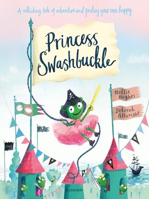 cover image of Princess Swashbuckle