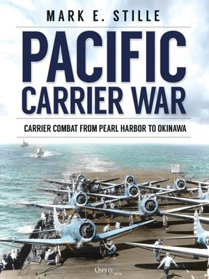 cover image of Pacific Carrier War