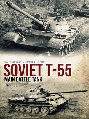 cover image of Soviet T-55 Main Battle Tank