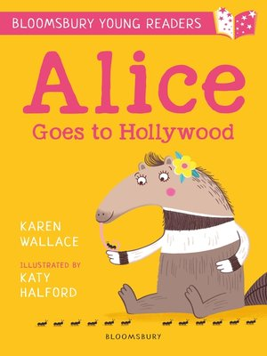 cover image of Alice Goes to Hollywood