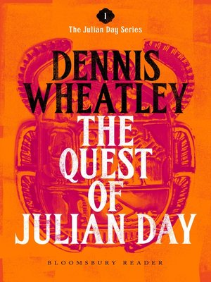 cover image of The Quest of Julian Day