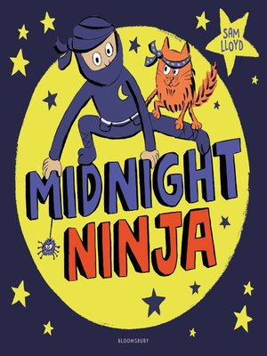 cover image of Midnight Ninja