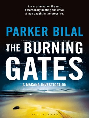cover image of The Burning Gates