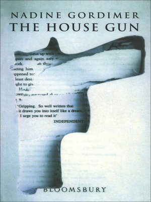 cover image of The House Gun