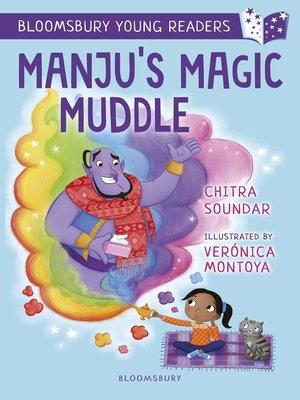 cover image of Manju's Magic Muddle