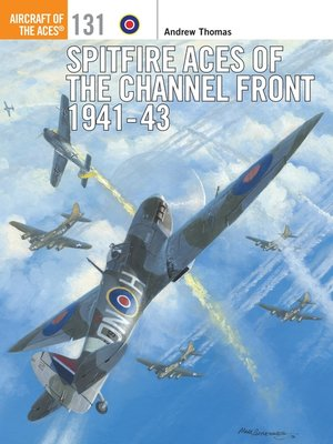 cover image of Spitfire Aces of the Channel Front 1941-43