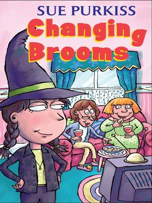 cover image of Changing Brooms