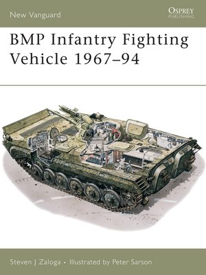 cover image of BMP Infantry Fighting Vehicle 1967-94