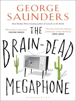 cover image of The Brain-Dead Megaphone