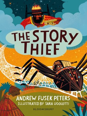 cover image of The Story Thief