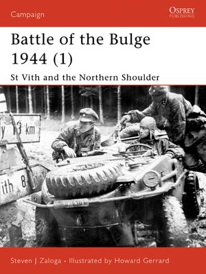 cover image of Battle of the Bulge 1944 (1)