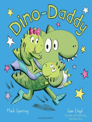 cover image of Dino-Daddy